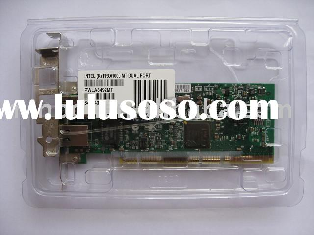 Intel 8492MT 1000Mbps Dual Port Server Network Card PCI