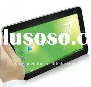 """Intel Atom 10.1"""" Windows7 OS Tablet PC With External 3G with WIFI ,Bluetooth,"""
