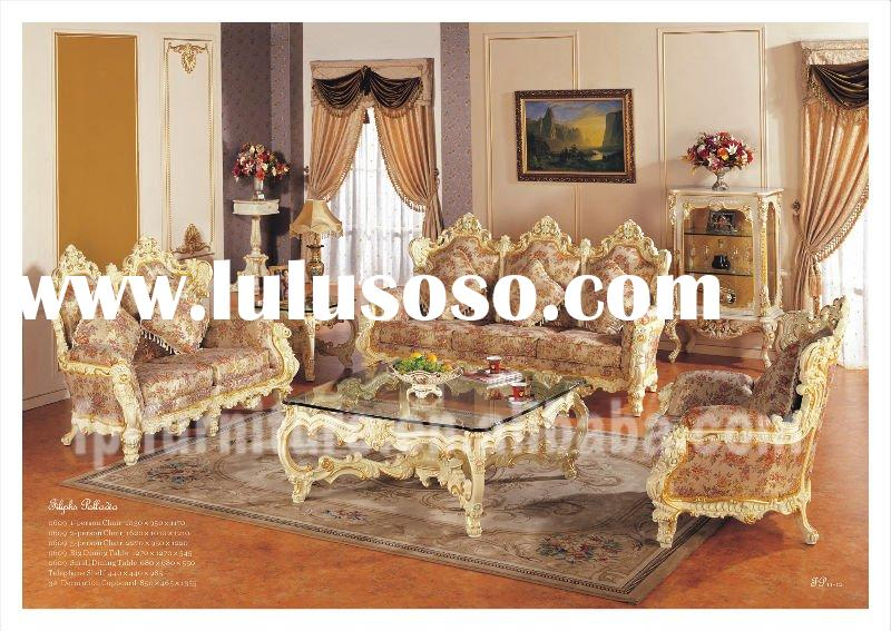 Italian style living room set