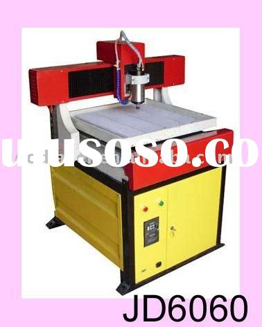 JD6060 CNC Engraving Cutting Machine with type3 software