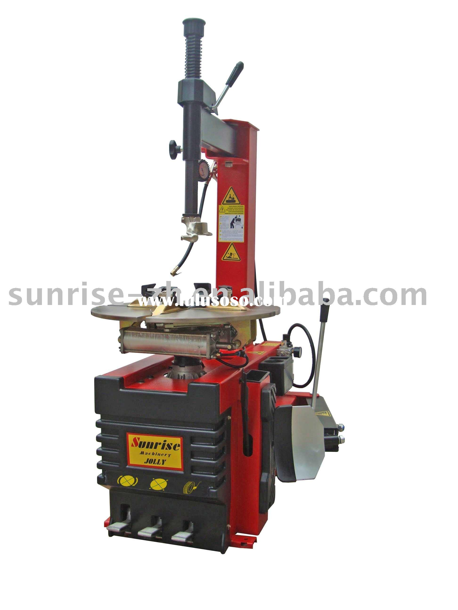 JOLLY tyre changer/remover with CE&ISO