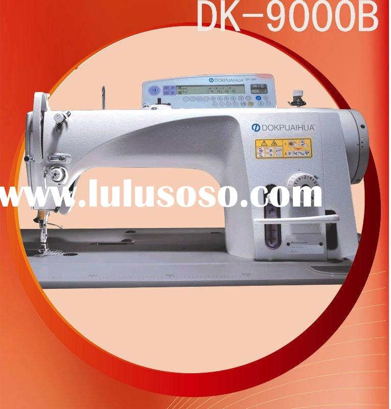 JUKI-9000B-SS Direct-drive High-speed Single-needle Lockstitch Sewing Machine Automatic Thread Trimm