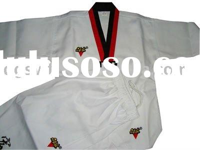 KIDS TKD Uniform/WHITE TEKWONDO UNIFORM