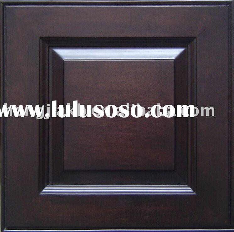 Kitchen Cabinet door in Espresso Color
