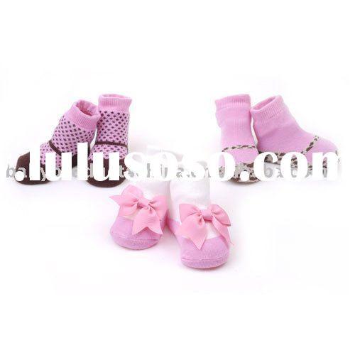 Knit Baby Socks Model:RE4035