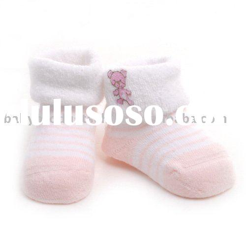 Knit Baby Socks Model:RE4060