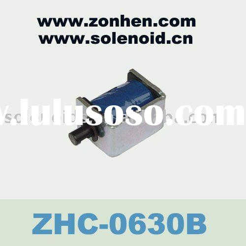 Linear actuator ZHC-0630B L/S C frame solenoid/push pull
