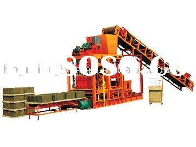 Low price for QTJ4-25 cement block making machine