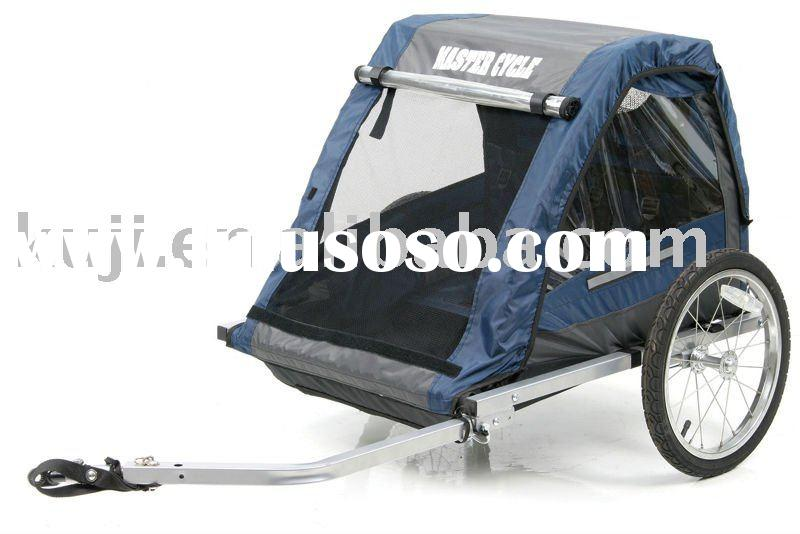 MC17 Double bicycle baby trailer