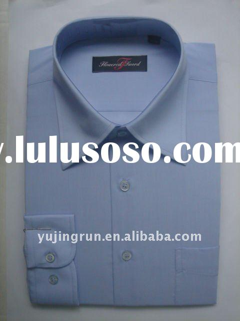 Men's Shirts With Plain Style