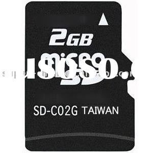 Micro SD Card 2GB (TF Card / Memory Card)
