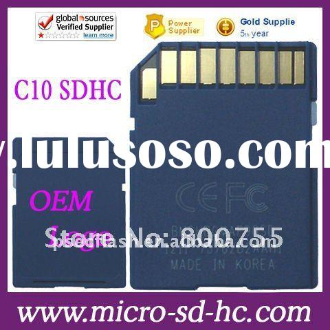 Microsd SDHC Class 10 Memory Card Extreme Fast