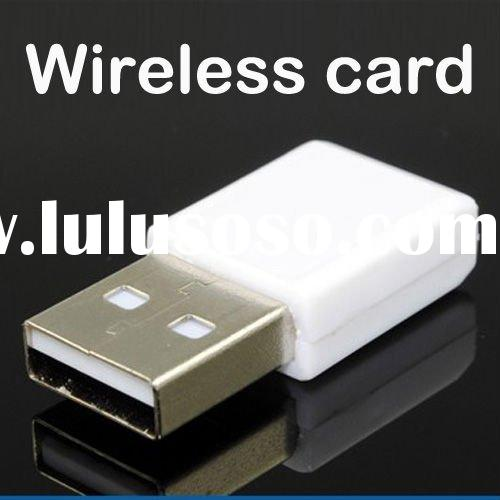 Mini Wireless USB Internet Wifi Network card adapter Receiver