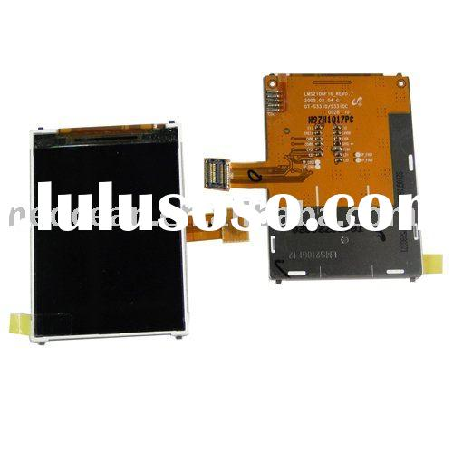 Mobile phone LCD display for Samsung S3310,accept paypal