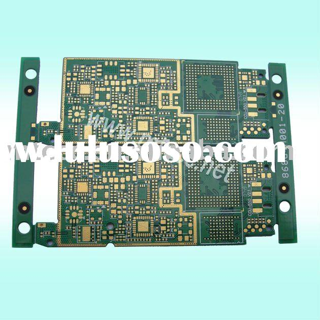 Mobile phone PCB manufacturing