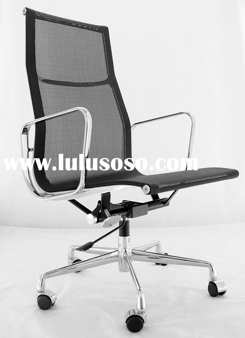 Modern office chair,High quality aluminum plated frame