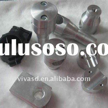 Motorcycle parts custom made from aluminum with good quality