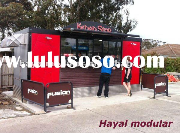 Movable Food Shop HY-FS6