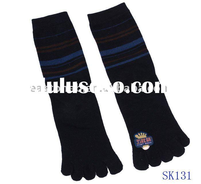 New Fashion Toe Socks Men