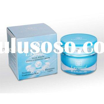 New Laysmon Pearl White Essence Refining Cream Whitening Cream - Skin Care Product