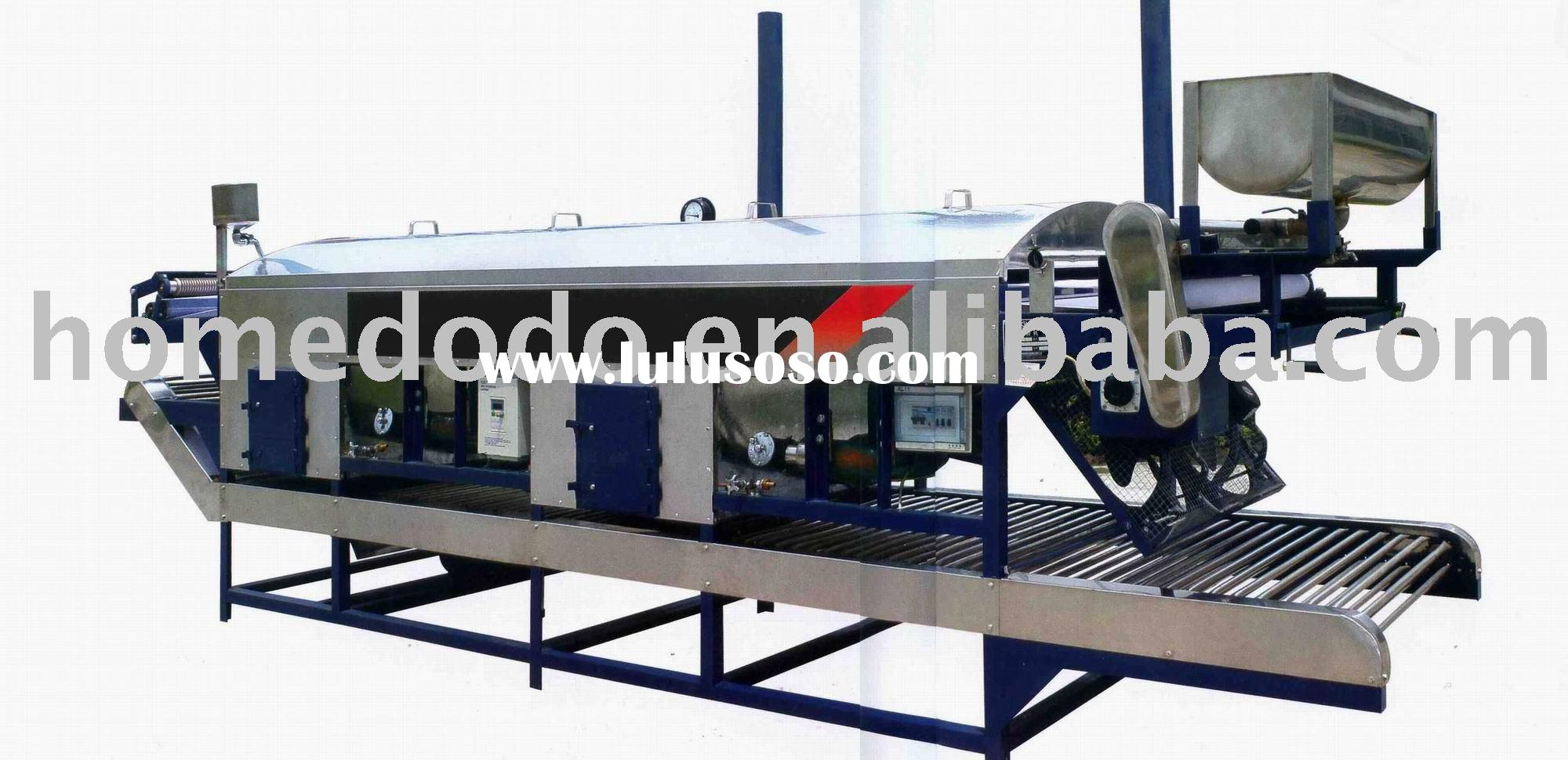New type energy conserving rice noodle making machine
