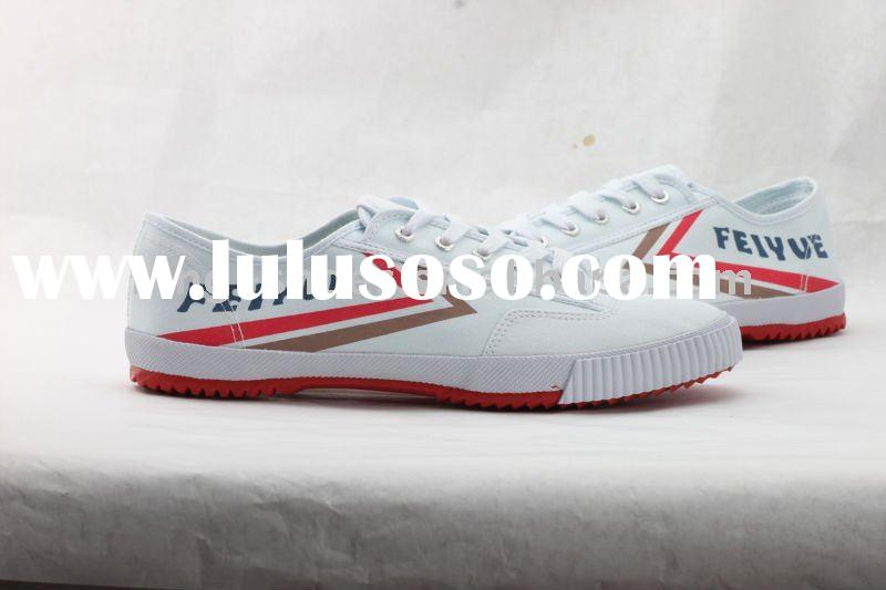 OEM Quality Rubber Flat National Sport Shoes Men