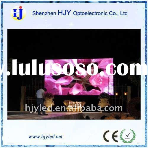 PH 7.62 show stage indoor led full color display