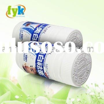 Pearl skin whitening pills and Spot Removing