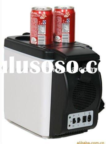Portable Auto Mini Refrigerator Car Mini Fridge