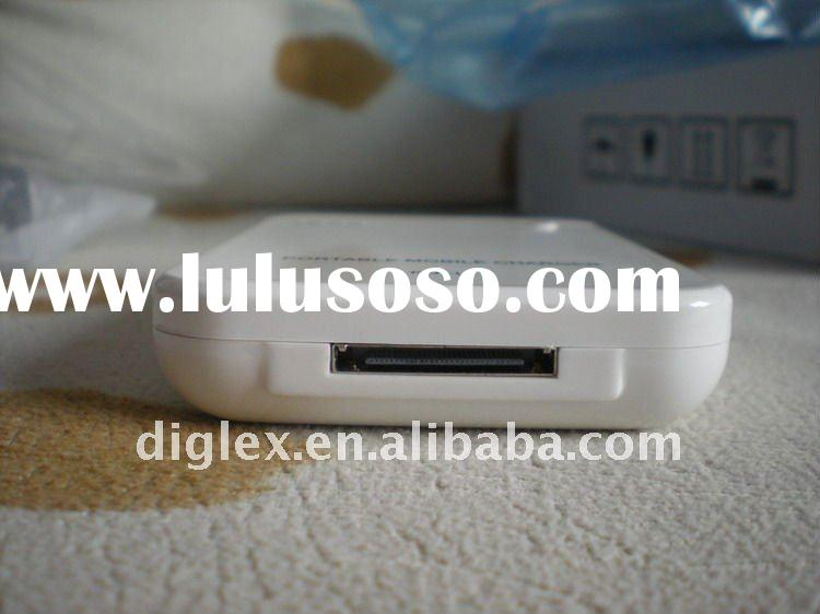 Portable Mobile Phone Charger for iPhone for iPod