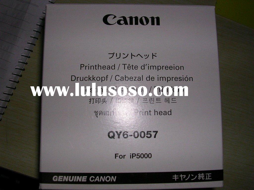 Printhead for Black inkjet cartridge Canon QY6-0075 IP 4500