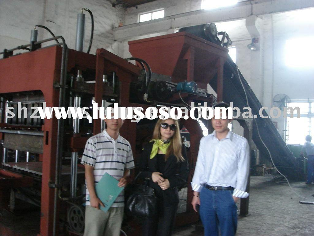QT9-15 Brick Machinery