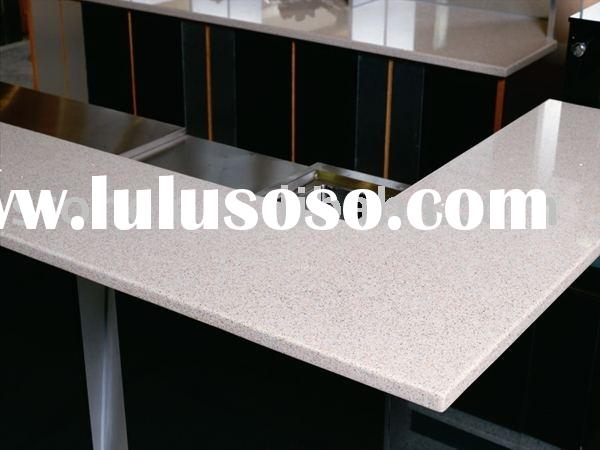 Quartz Stone countertop (Engineered Stone Countertop,Quartz Stone Kitchen Top)