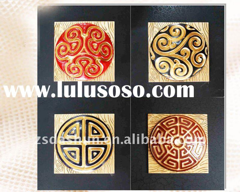 Resin relief painting/trditional Chinese art