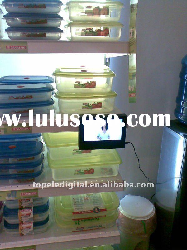 Retail Shelving Display System (7''-15'' Factory)