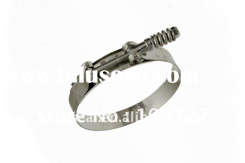 SAE Type SLTB Stainless Steel T Bolt steel pole clamps KTBLS608