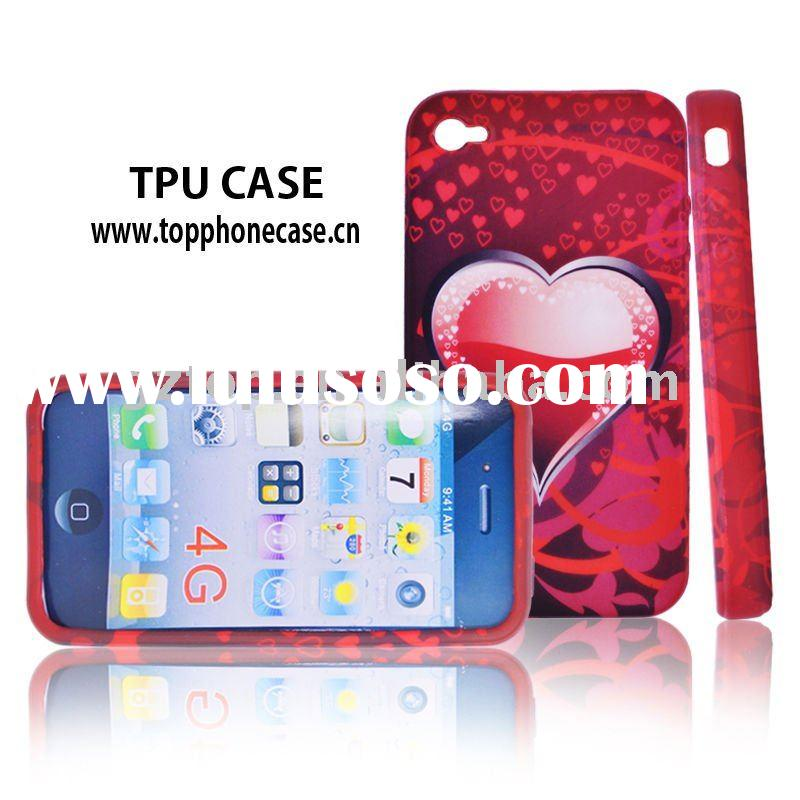 SUPER TPU CASE FOR IPHONE 4 CASE