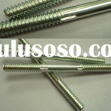 SUS304 ROHS complaint Dual thread stud bolts