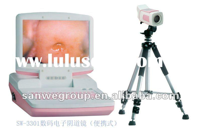 SW-3303 Digital Electronic Colposcope with Sony Camera(Portable type)