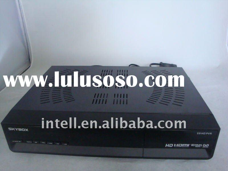 Satellite HD receiver original openbox s9 in Malaysia