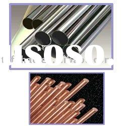 Seamless Aluminum Brass Tube in C71500