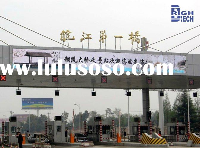 Shenzhen Outdoor Full Color LED Display Screen with CE,RoHS,FCC,UL Certification