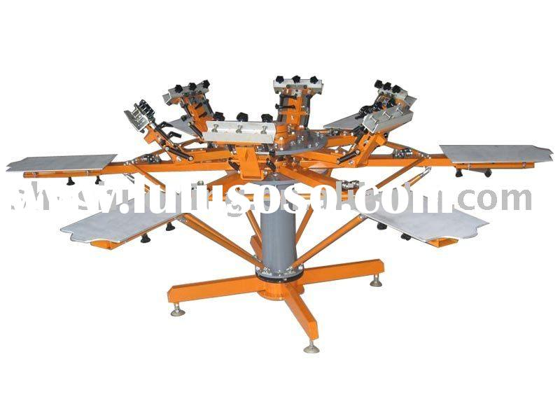 Silk screen printing equipment,screen printing machinery