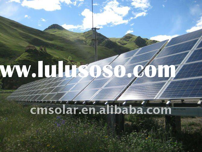 Solar Power System (for home use & commercial use)