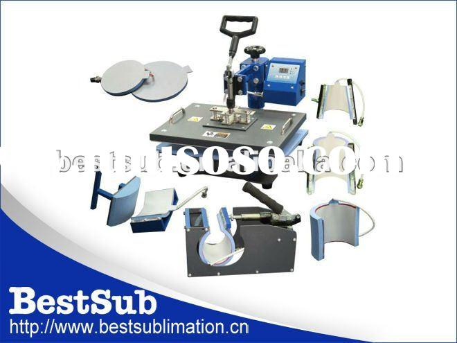 Sublimation Combo Heat Press (8-in-1)