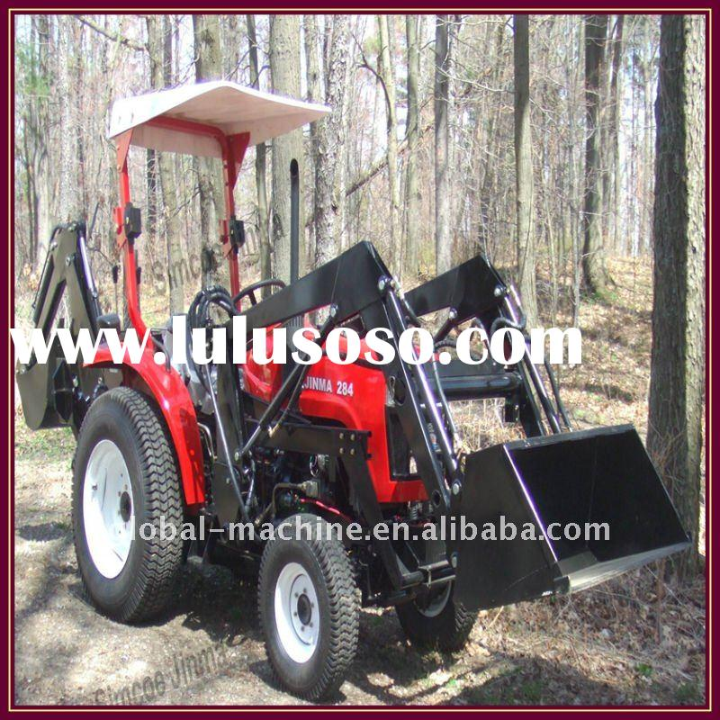 TZ series mini tractors front end loader with amazing price