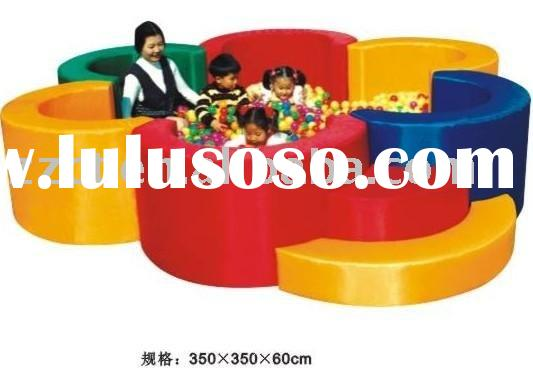 Toddler soft indoor playground Ball pool