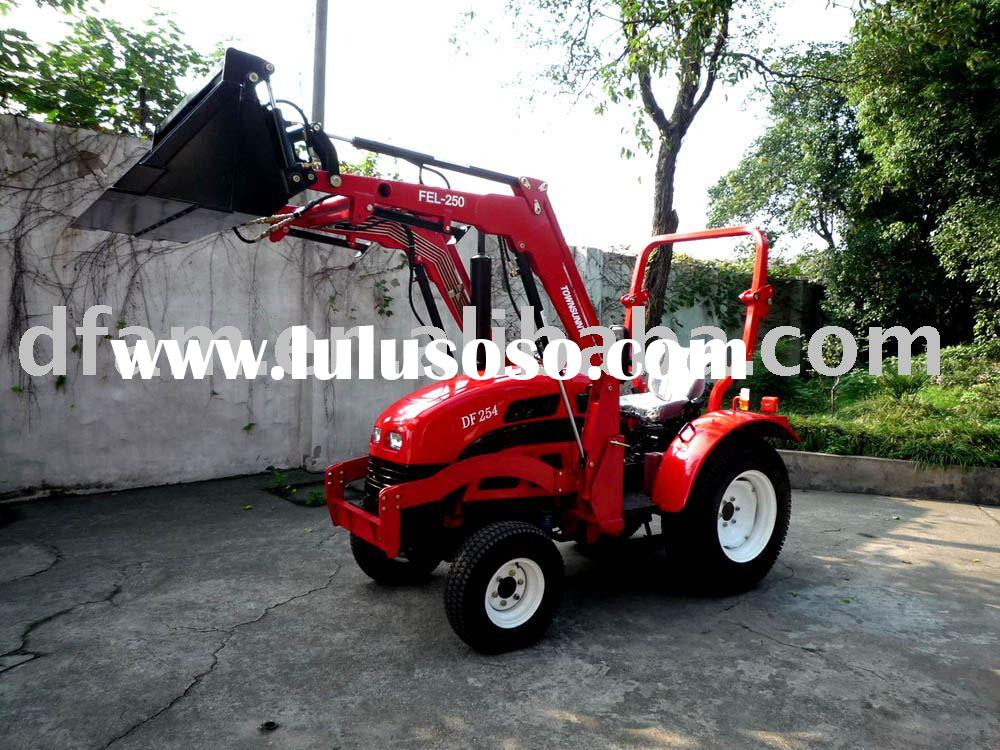 Tractor With Front End Loader For Sale Price China Manufacturer Supplier 437440
