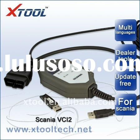 Truck diagnostic for Scania VCI2