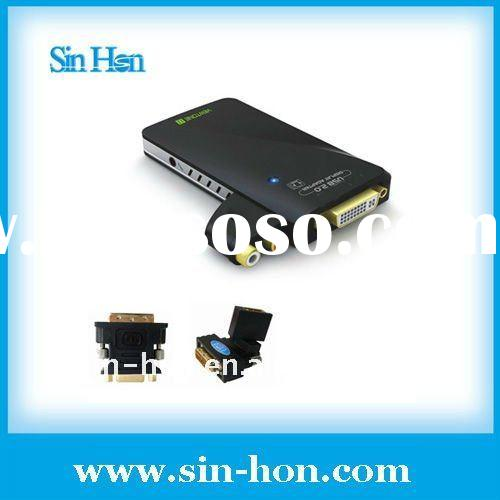 USB 2.0 Video Card with Audio HD 1920*1080